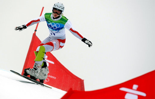 """Mit Marion Kreiner hat die Steiermark eine Weltmeisterin und Olympia-Bronzene. """"Dahinter treten wir am Stand"""", findet Verbandsboss Lexer"""