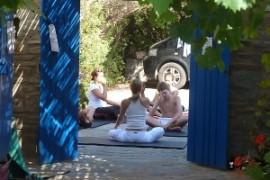 Sommertraining auf Paros 2011