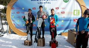 Österreichische Meisterschaften 2016 – Lachtal