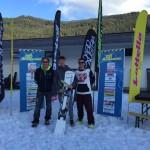 1. Platz Sebastian Skoff