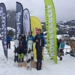 06.03. 1. Platz Christoph Karner, 2. Platz Julian Treffler