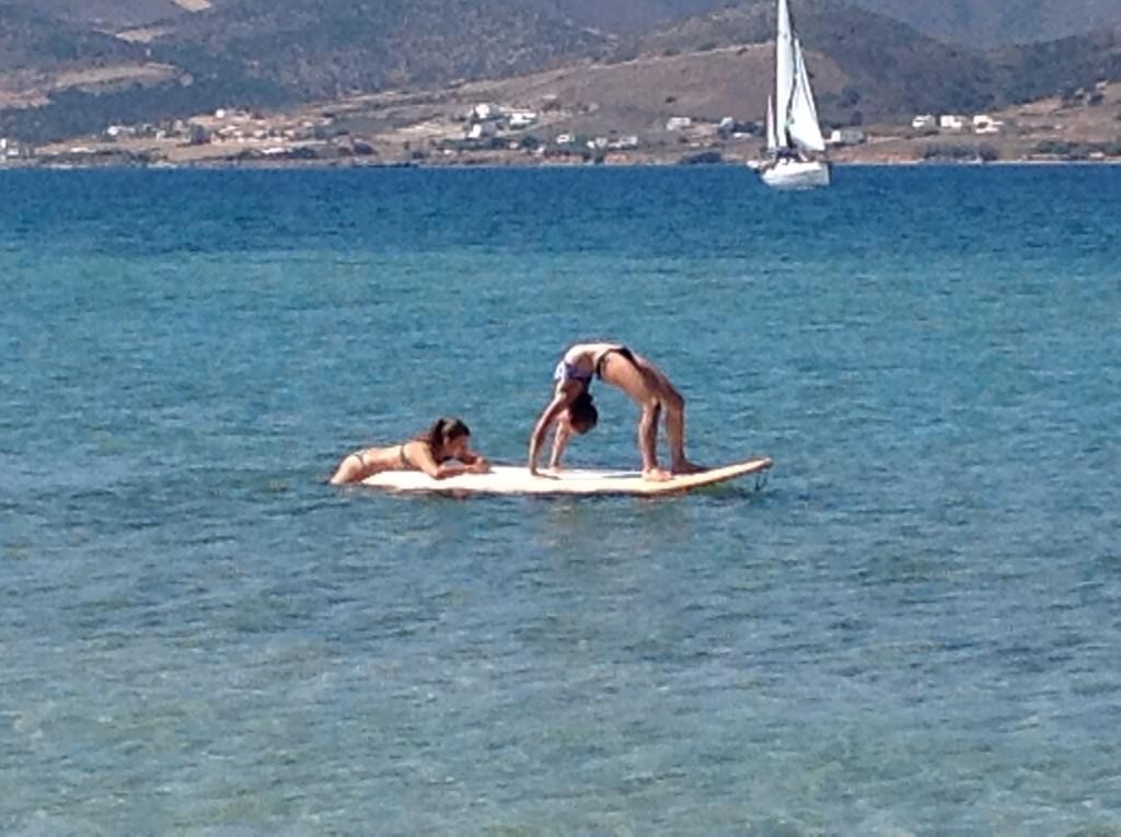 Carmen Surfboard