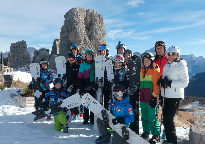Snowboardfamily 1