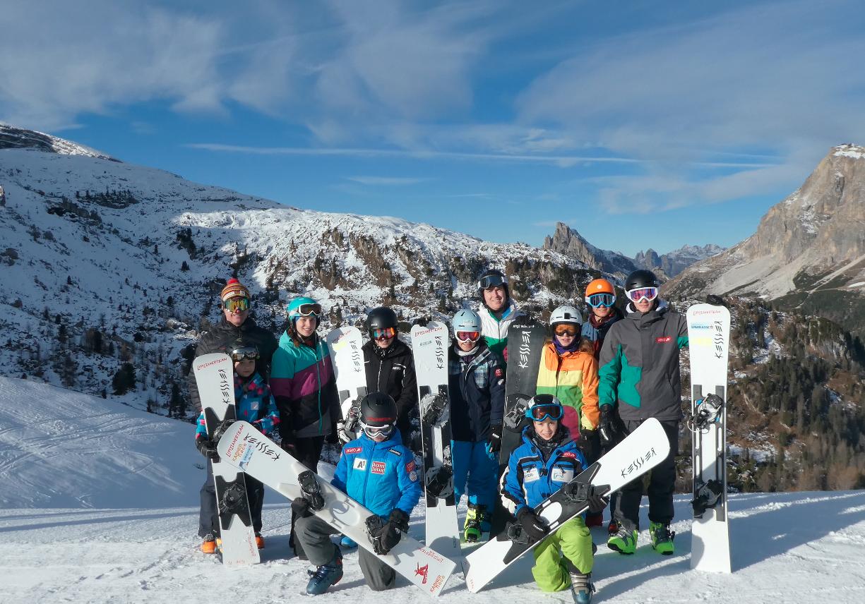 Snowboardfamily 2