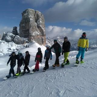 Saisonauftakt des ALPEADRIA-CUP´s in Cortina d´Ampezzo und Weltcup live