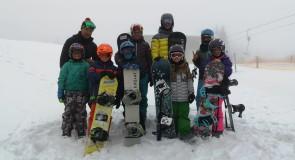 Lipizzaner-Minis Wintersaison 2018/2019